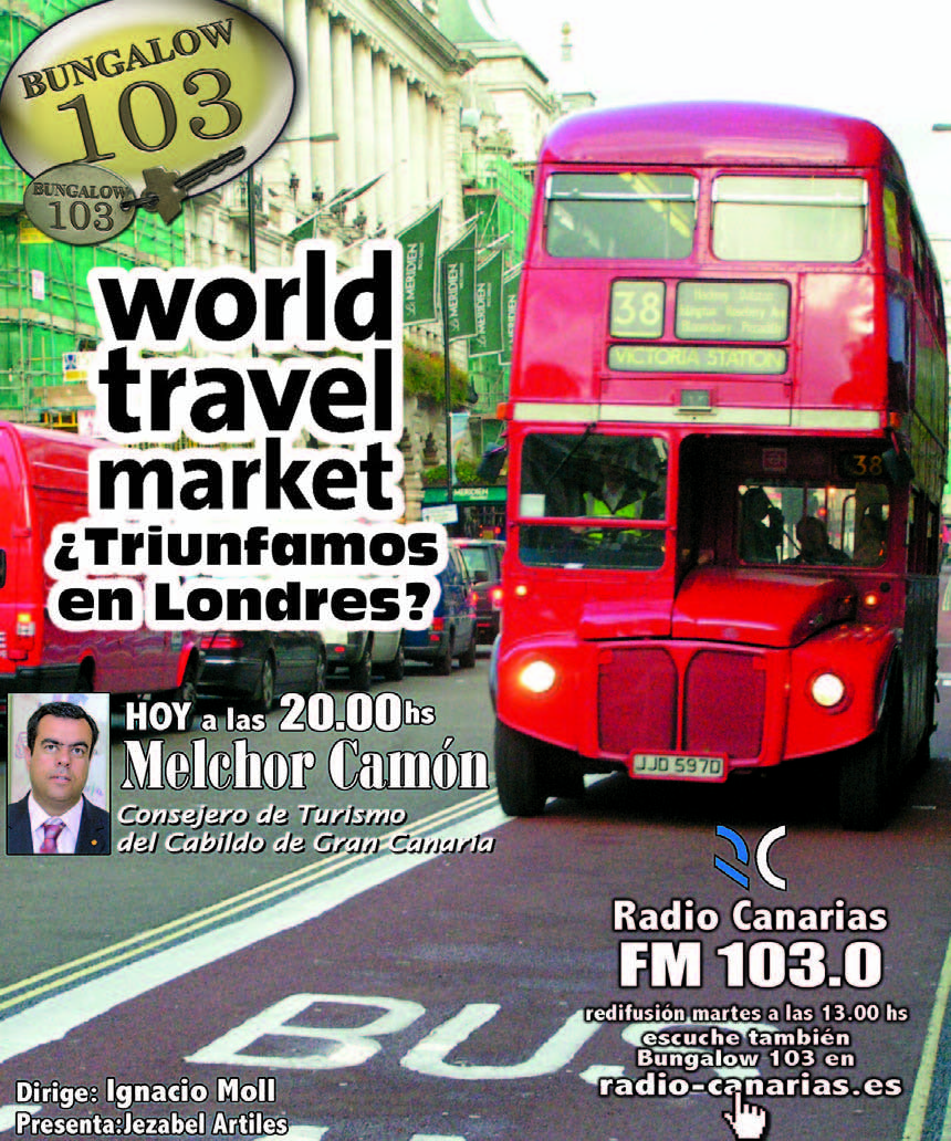 World Travel Market: ¿Triunfamos en Londres?
