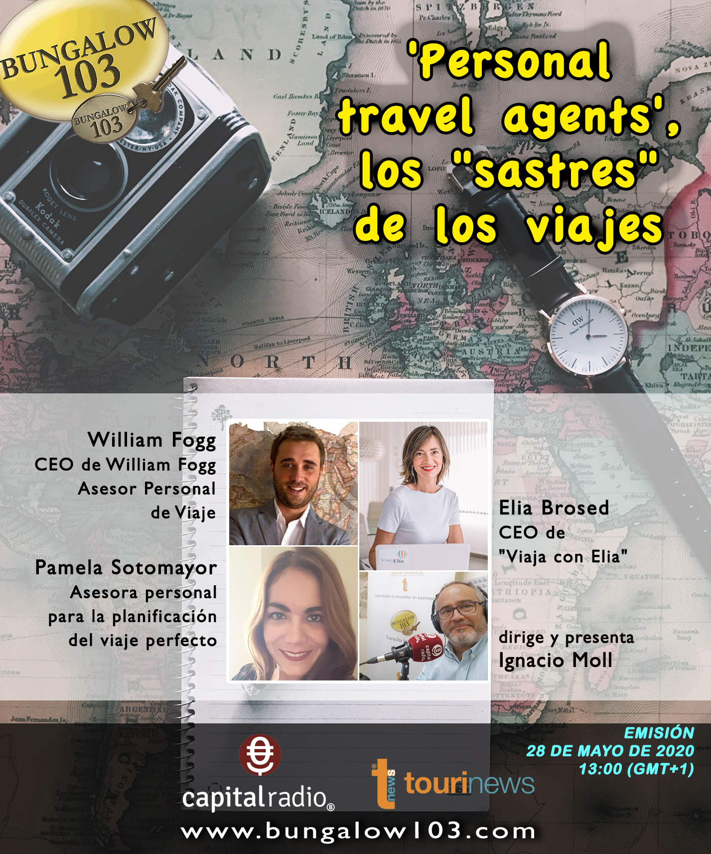 'PERSONAL TRAVEL AGENTS', LOS