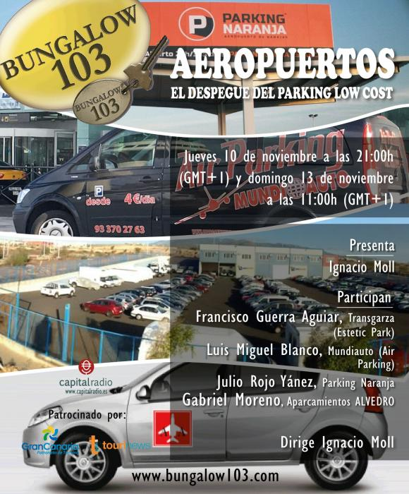 AEROPUERTOS: EL DESPEGUE DEL PARKING LOW COST